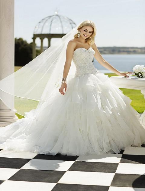 www.rahafun.com BridalDress 32 40 مدل زیبا لباس عروس