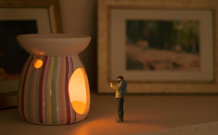 www.rahafun.com Miniature 15 سری جدید عکسهای مینیاتوری زیبا