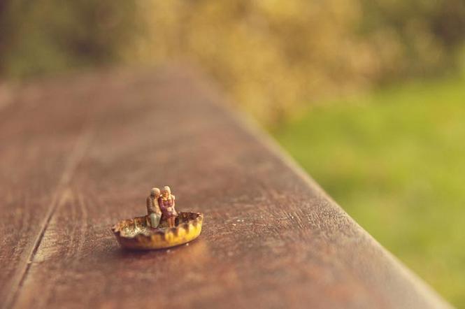 www.rahafun.com Miniature 7 سری جدید عکسهای مینیاتوری زیبا