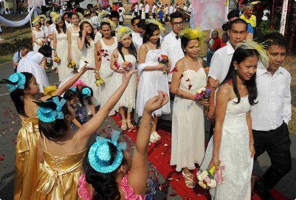 روز ولنتاین در مالزی