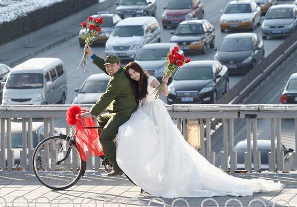 روز ولنتاین در سئول کره