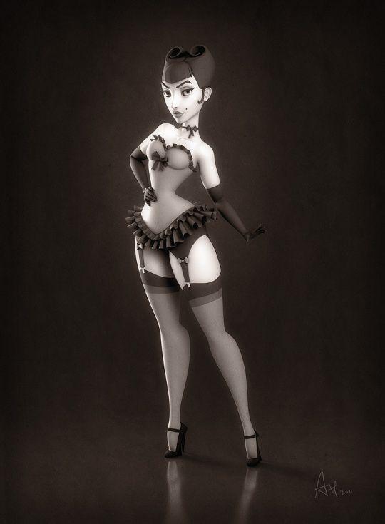عکسهای زیبا شخصیت های کارتونی