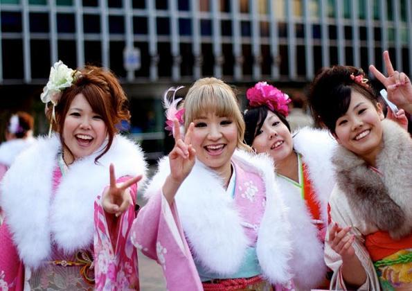 عکسهای دختر ژاپنی