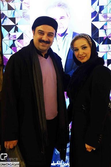 www.rahafun.com ax bazigaran hamsaraneshan عکسهای جدید بازیگران مشهور با همسرانشان
