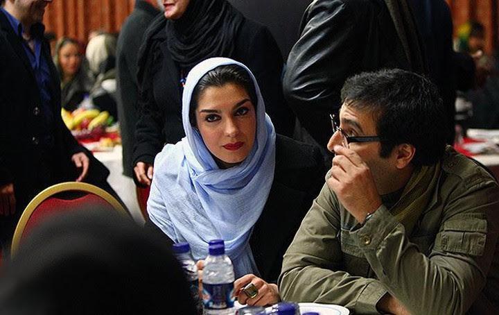 www.rahafun.com ax bazigaran shokhi kardam 12 عکس داغ بازیگران در معرفی سریال شوخی کردم