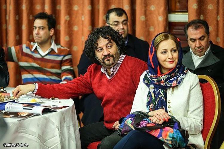 www.rahafun.com ax bazigaran shokhi kardam 20 عکس داغ بازیگران در معرفی سریال شوخی کردم