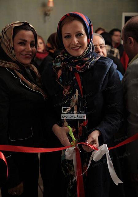 عکسهای افتتاحیه باشگاه پژمان جمشیدی توسط بازیگران