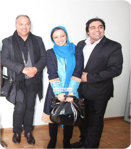 www.rahafun.com ax hamsare bazigaran 9 8 عکس زیبا بازیگران به همراه همسرشان