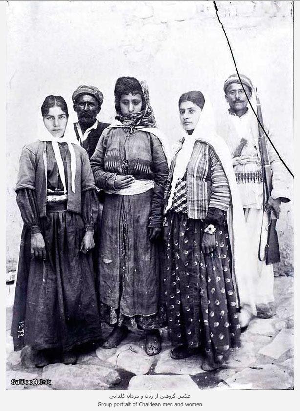 عکس خاطره انگیز ایران در 100 سال پیش