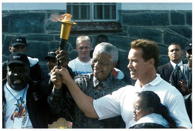 عکس های مسابقات آرنولد