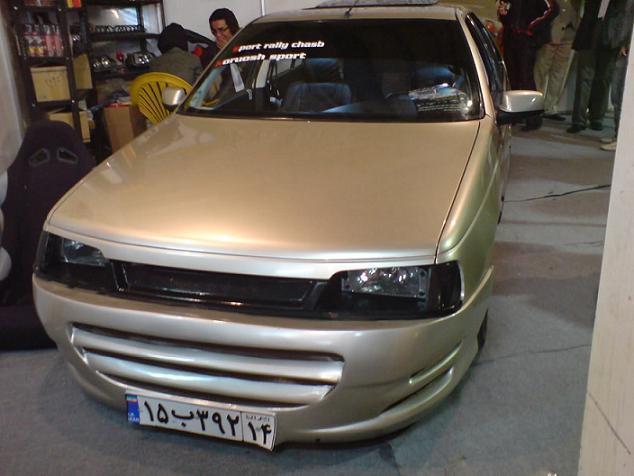 عکس ماشین های اسپرت ایرانی