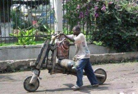 www.rahafun.com ax tanz afrighaei 2 عکسهای جالب از نوع آفریقایی