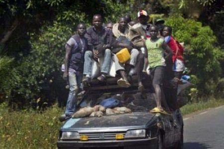 www.rahafun.com ax tanz afrighaei 3 عکسهای جالب از نوع آفریقایی