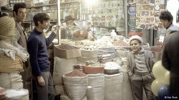 عکس های قدیم ایران توسط عکاس کانادایی