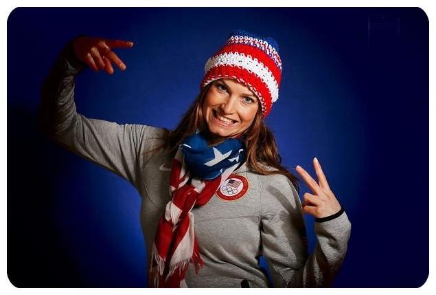تصاویر زیباترین زنان المپیک زمستانی