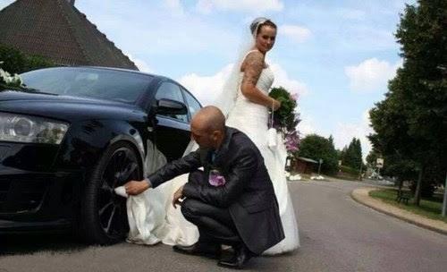 یه مرد واقعا از اول ازدواج معلومه - عکس باحال