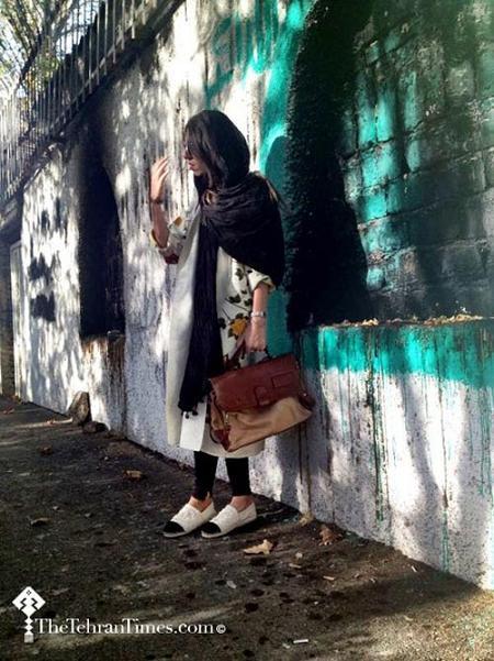 www.rahafun.com bii hejabi dar tehran 25 تصاویر بدحجابی و مدلهای فشن و ساپورتپوش در تهران