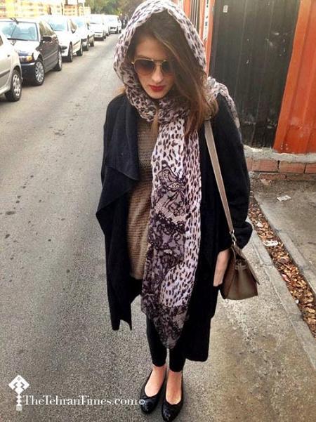 www.rahafun.com bii hejabi dar tehran 4 تصاویر بدحجابی و مدلهای فشن و ساپورتپوش در تهران