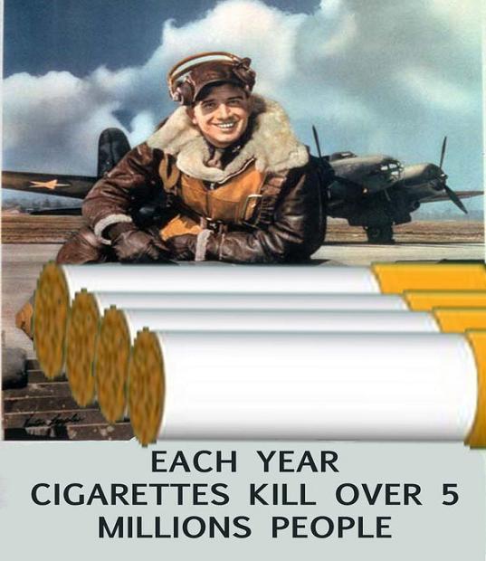 عکس های ضد سیگار