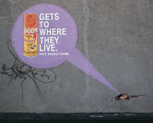 عکسهای تبلیغات جالب شرکت های خارجی