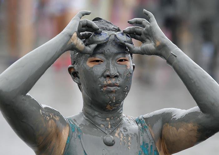 فستیوال باتلاق در کره جنوبی