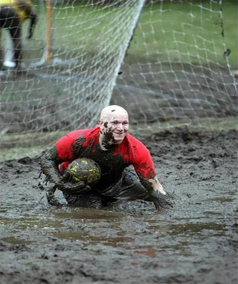 فستیوال فوتبال لجنی در انگلستان