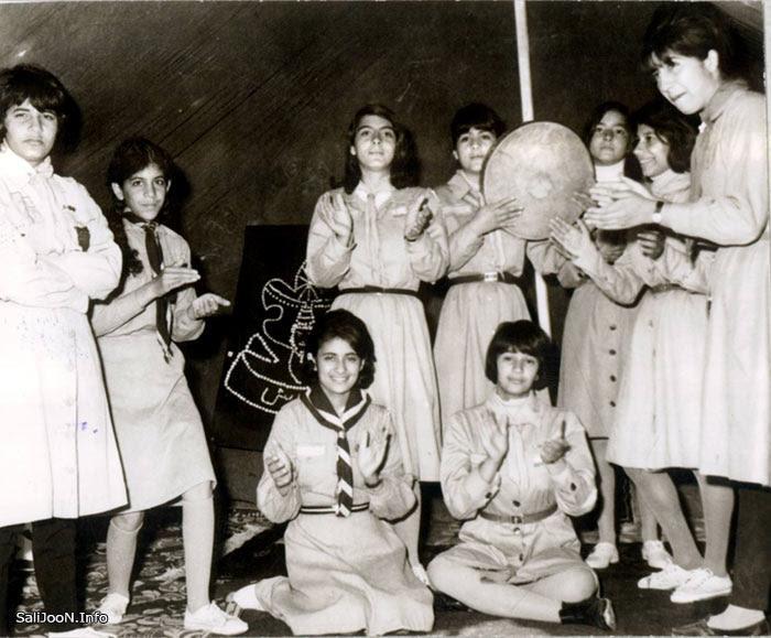 www.rahafun.com image old girls iran 1 عکس دختران ایران قدیم