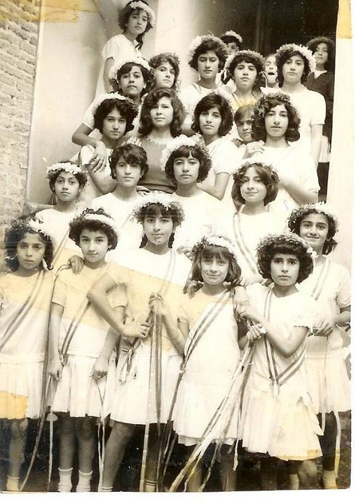 www.rahafun.com image old girls iran 12 عکس دختران ایران قدیم