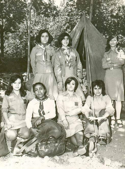 www.rahafun.com image old girls iran 5 عکس دختران ایران قدیم