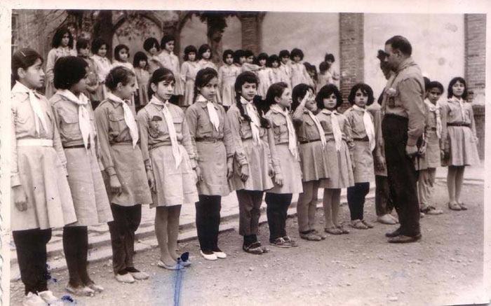www.rahafun.com image old girls iran 6 عکس دختران ایران قدیم