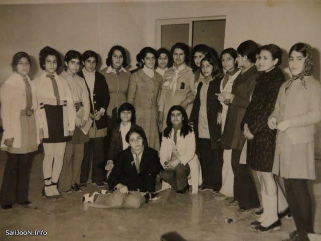 www.rahafun.com image old girls iran 9 عکس دختران ایران قدیم