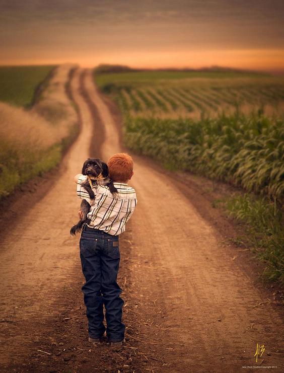 www.rahafun.com jake olson photography 1 12 عکس های بامزه کودکان در طبیعت