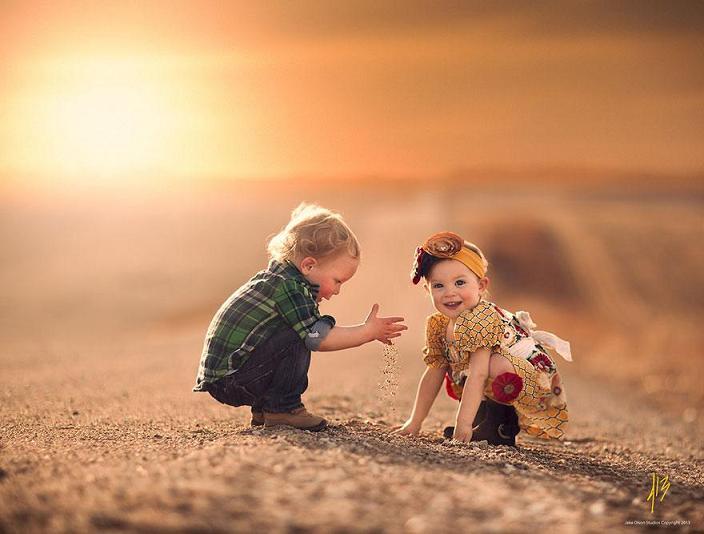 www.rahafun.com jake olson photography 1 13 عکس های بامزه کودکان در طبیعت