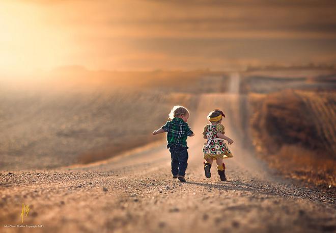 www.rahafun.com jake olson photography 1 عکس های بامزه کودکان در طبیعت