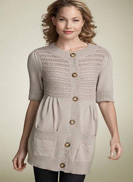 طرح های جدید لباس بافتنی زنانه