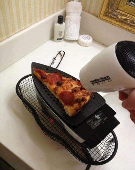 عکس کارهای عجیب در آشپزخانه