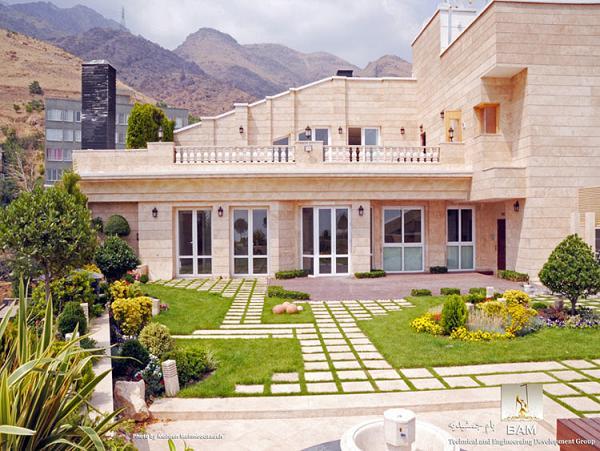 www.rahafun.com khanehaye servatmandane tehran 1 خانه های باورنکردنی میلیاردرهای تهران