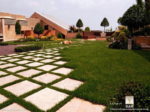 www.rahafun.com khanehaye servatmandane tehran 19 خانه های باورنکردنی میلیاردرهای تهران