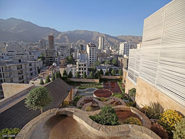 www.rahafun.com khanehaye servatmandane tehran 5 خانه های باورنکردنی میلیاردرهای تهران