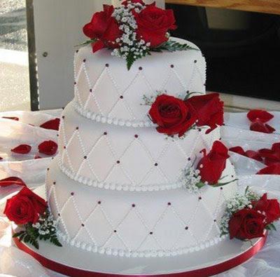 www.rahafun.com model keik aroosi 12 45 مدل کیک عروسی زیبا