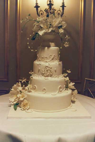 www.rahafun.com model keik aroosi 13 45 مدل کیک عروسی زیبا