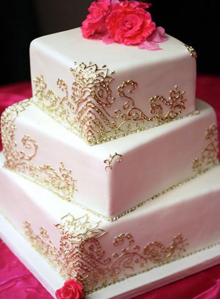 www.rahafun.com model keik aroosi 16 45 مدل کیک عروسی زیبا