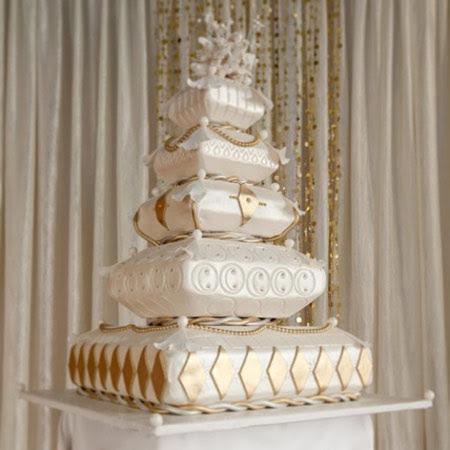 www.rahafun.com model keik aroosi 17 45 مدل کیک عروسی زیبا