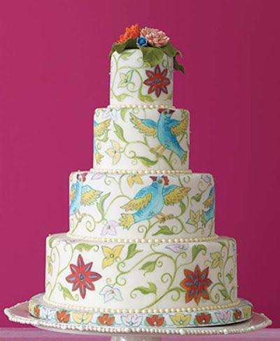 www.rahafun.com model keik aroosi 18 45 مدل کیک عروسی زیبا