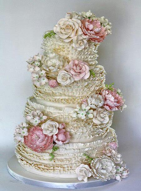 www.rahafun.com model keik aroosi 19 45 مدل کیک عروسی زیبا