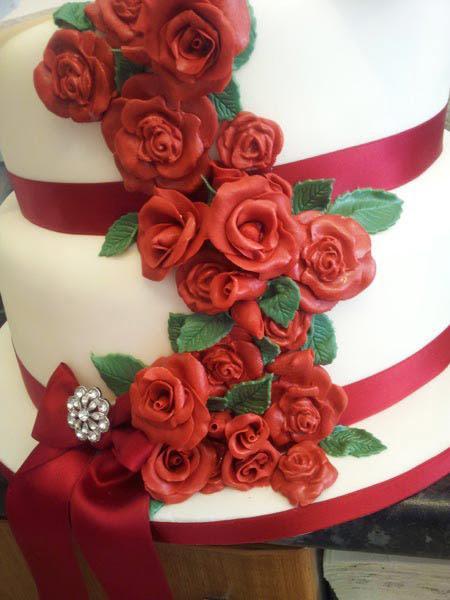 www.rahafun.com model keik aroosi 20 45 مدل کیک عروسی زیبا