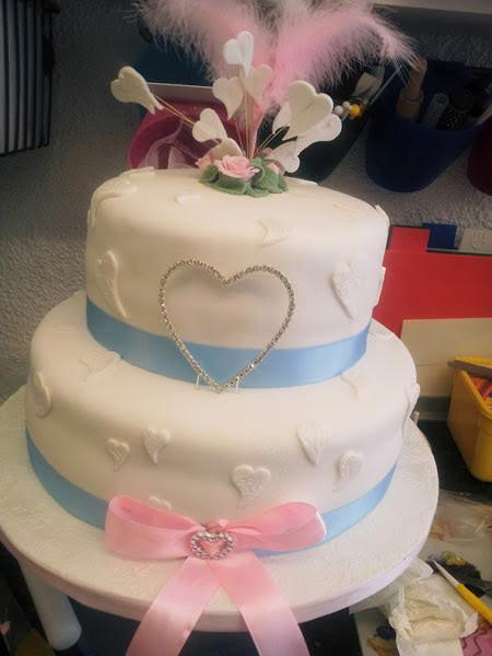 www.rahafun.com model keik aroosi 26 45 مدل کیک عروسی زیبا