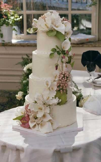 www.rahafun.com model keik aroosi 27 45 مدل کیک عروسی زیبا