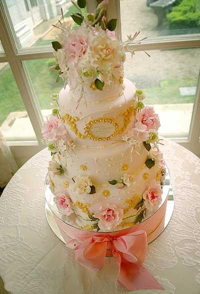 www.rahafun.com model keik aroosi 28 45 مدل کیک عروسی زیبا