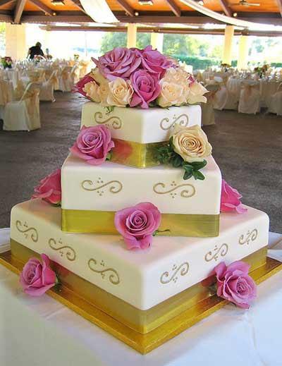 www.rahafun.com model keik aroosi 30 45 مدل کیک عروسی زیبا